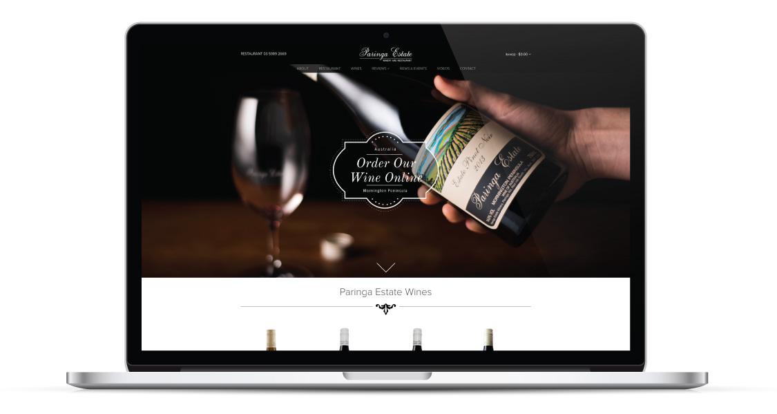 Paringa Estate Winery & Restaurant